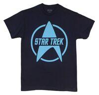 Star Trek Original Series Symbol Licensed Adult T-Shirt