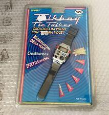 1996# Tiger Electronics Watch Orologio Tic Talker Talkboy# Factory Sealed