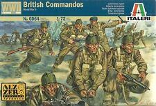 Italeri 1/72 (20mm) WWII British Commandos (Esci)