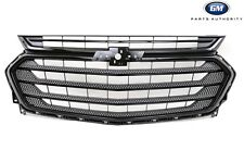 2018-2019 Chevrolet Traverse Front Grille 84297944 Black w/ Black Inserts OEM GM