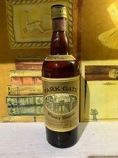 Whisky Park Gate 75cl 40%