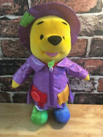Learn 'n (and) Dress Winnie The Pooh Interactive Talking Plush By Disney Fisher