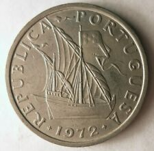 1972 PORTUGAL 10 ESCUDOS - Excellent Coin BARGAIN BIN #144