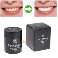 45g Toothpaste Whitening Powder Natural Organic Activated Bamboo Black Charcoal
