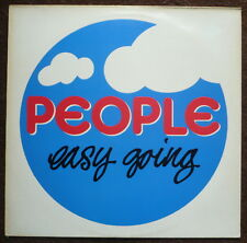 PEOPLE - Easy going - LP
