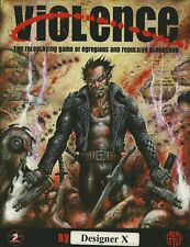 Hogshead - VIOLENCE - the rpg of egregious bloodshed *FS