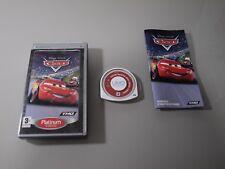 Disney Cars Complet Sony PSP