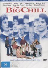 THE BIG CHILL - Tom Berenger, Glenn Close, Jeff Goldblum - DVD