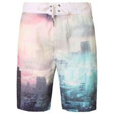 H&M Floral Swim Shorts for Men