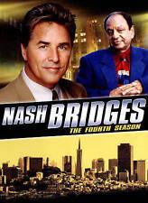 Nash Bridges: The Fourth Season (DVD, 2015, 5-Disc Set)