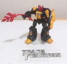 TransFormers Takara SCF Black Yellow Zarak Scorponok PVC Statue Rare HOC e-hobby