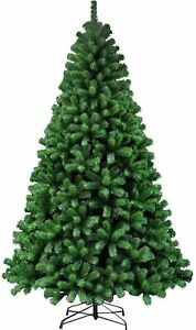 6ft/ 7ft Christmas Tree Xmas Colorado Spruce with Metal Stand Free Delivery