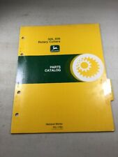 John Deere 506, 606 Rotary Cutter Parts Catalog