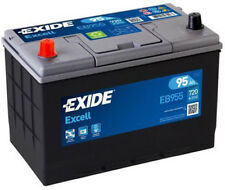 EXIDE Batterie EXCELL 95 Ah EB955 zzgl. 7,50€ Pfand