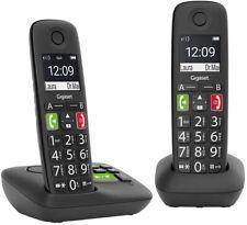 GIGASET E290A DUO Schnurloses Telefon