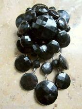 Antike Perlenbroschen
