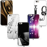 Classic Music Piano DJ Songs Phone Case Cover iPhone 5 6 7 8 11 12 X Xr Max SE