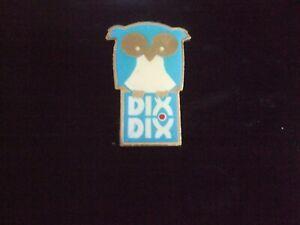 PINS  CHOUETTE HIBOU  DIX DIX