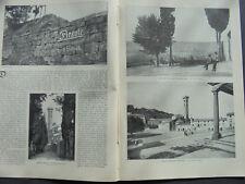 1907 neue Welt 5 / Fiesole / Schiller Teschen / Moltke Bremen / Piacenca