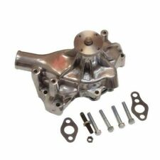 High Volume Long Water Pump  Polished Aluminum For Chevy SBC 283 327 350 383 400