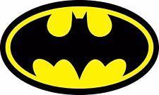 BATMAN LOGO Color Vinyl Sticker Comic Dark Knight Buy2Get1Free DieCut Decal