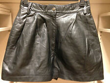 Wilsons Genuine Leather Shorts Size 6
