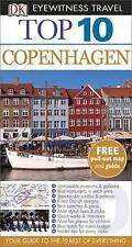 DK Eyewitness Top 10 Travel Guide: Copenhagen, Cunningham, Antonia, New Book