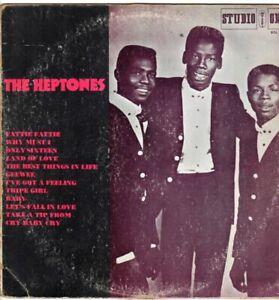 "LP The Heptones  "" 1967 Reggae Rocksteady on Studio 1"