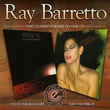Ray Barretto - Eye Of The Beholder / Can You Feel It    New 2 albums on 1 cd fr