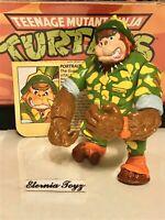 { SGT.BANANAS W/ CARD } TMNT Ninja Turtles Vintage Action Figure Lot