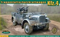 L//24 250//8 NEU 7.5cm KwK37 KIT ACE PRODUCTION 1//72 n° 72514 Sd.Kfz STUMMEL
