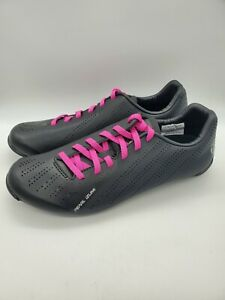 NEW Pearl izumi 6.5 Women's Sugar Road Cycling Shoes Euro 39 Carbon 15281902
