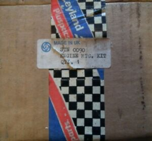 Triumph TR7 Factory Competition Engine Mount Kit STN0090 Leyland Special Tuning