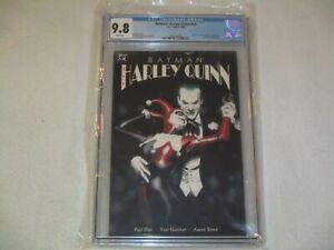 BATMAN HARLEY QUINN NN CGC 9.8 DC 1999 WHITE PAGES!!! FIRST HARLEY QUINN IN DC