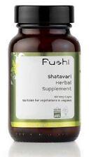 Fushi Organisch 500mg Shatavari Vegetarische Kapseln 60 Kapseln