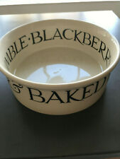 Emma Bridgewater Black Toast & Marmalade Round Baking Dish, Hot Pot