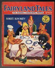 Fairyland Tales No.433: Pongo's Bun Party