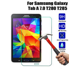 """Tempered Glass Screen Protector for Samsung Galaxy Tab A6 7.0"""" inch T280 T285"""