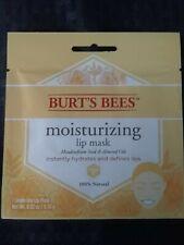 Burt's Bees Moisturizing Lip Mask. (Pack of Four)