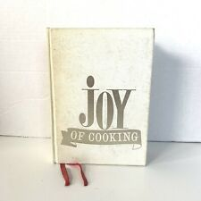 1972 The Joy of Cooking Cookbook by Irma Rombauer Good Condition