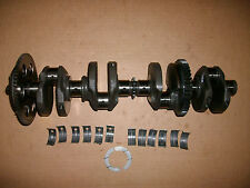 R 86 87 1987 SUZUKI GSXR 750 OEM STRAIGHT CRANKSHAFT LOW MILES WITH BEARINGS