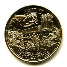 56 PONTIVY Napoléonville, 1804 et 1852, 2014, Monnaie de Paris