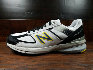 New Balance M990SB5 (Black Cloud Yellow) Mens Running 990v5 USA