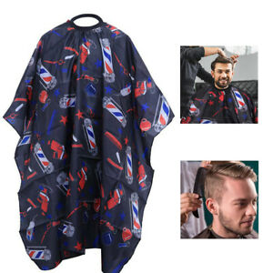 Barber Hairdressing Cape Professional Hair Cutting Gown Salon Apron Beauty