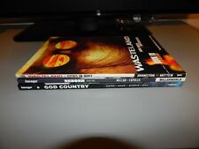 Wasteland Volume 1, Reborn Book 1, God Country Tpb lot