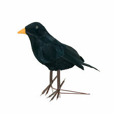 Dept 56 Witches Hollow Halloween 2017 Small Crow Figurime #6000247 New Free Ship