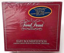 Trivial Pursuit Baby Boomer Edition Vintage Subsidiary Card Set 1983 - NEW