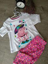 Peppa Pig Pijama para niña (Talla 2)  Nuevo CON ETIQUETA