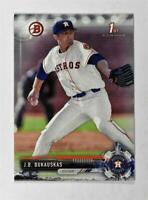 2017 Bowman Draft Base #BD-143 J.B. Bukauskas