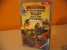 Dragons / Wettflug zur Dracheninsel Ravensburger 233991